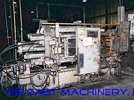 Used Toshiba High Pressure Die Casting Machines for Foundry